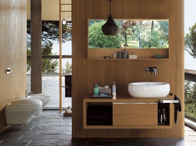 Casa De Banho De Estilo Zen Fotos E Imagens