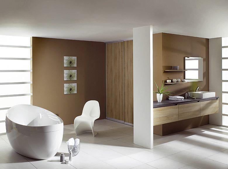 Decorao moderna numa casa de banho  Fotos e imagens