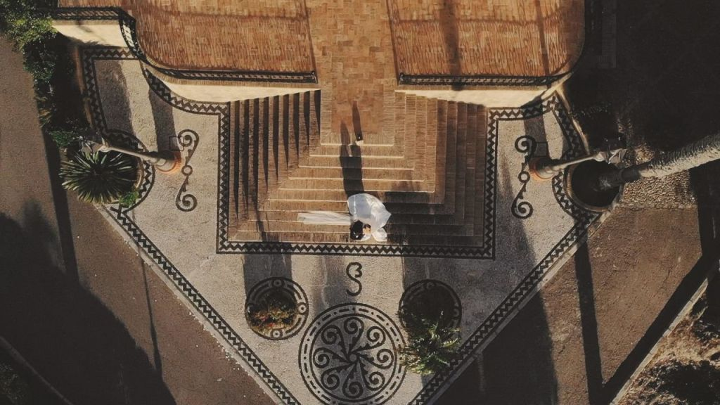 Bodas con Drone - Vídeo y Fotografía