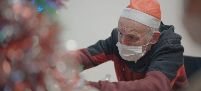 Residencia de Mayores Cruz Roja Navidad 2020