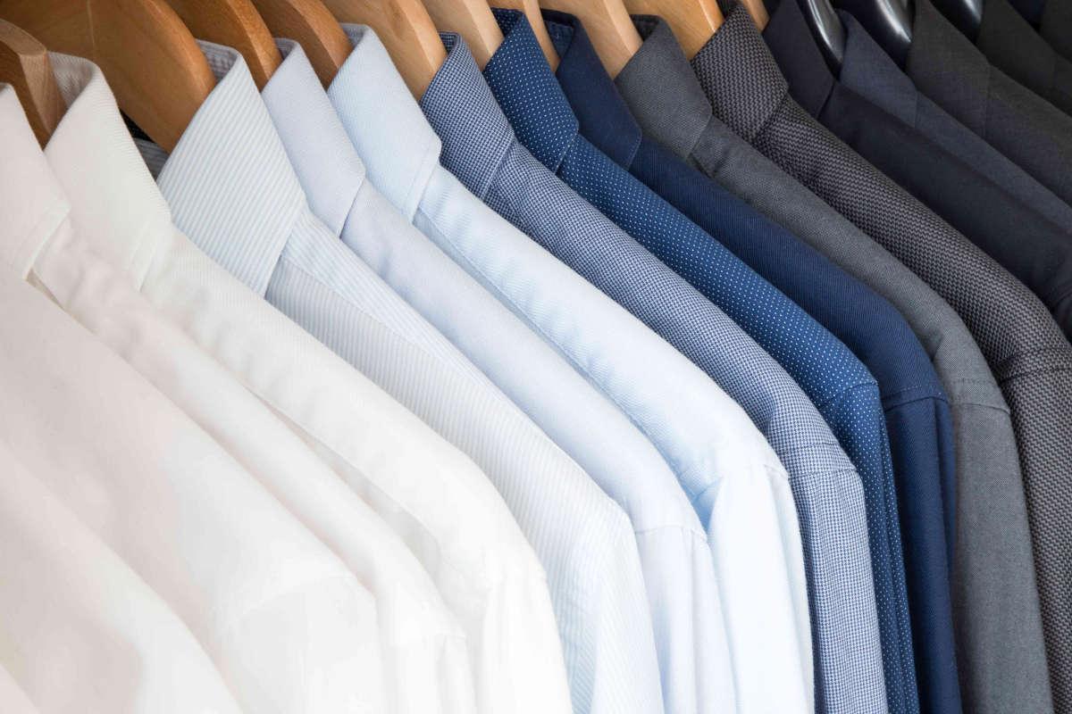 pressing repassage chemise