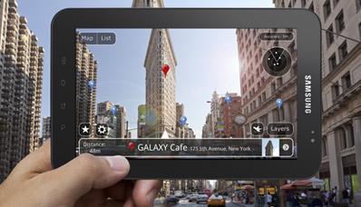 Samsung Galaxy Tab alternativa la Ipad