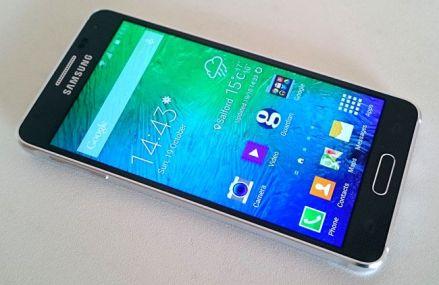 Compania Samsung va lansa in curand un nou telefon cu elemente metalice
