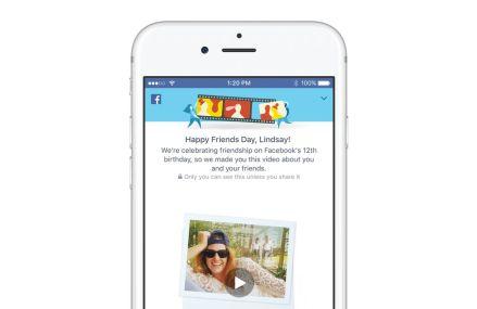 Facebook a implinit 12 ani