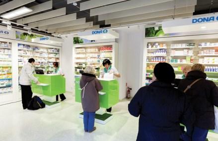 Afacerile reţelei de farmacii Dona se îndreaptă spre 200 milioane de euro