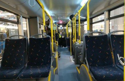 Municipiul Târgu Mureş cumpără 38 de autobuze hibrid cu 22 mil. euro de la UE