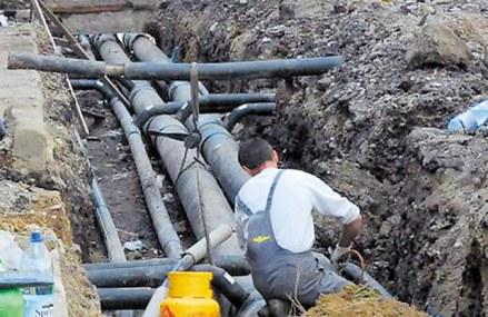 Compania de Apă Someş a demarat lucrările de extinderea şi modernizare a reţelei de apă şi canalizare din judeţele Cluj şi Sălaj, proiect european de peste 355 mil. euro