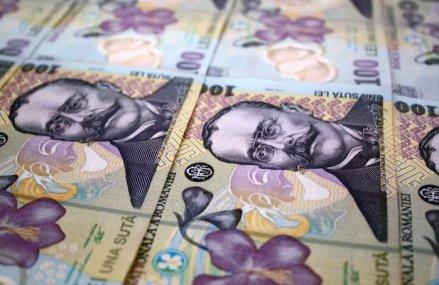 Ministerul de Finanţe a atras luni 832 mil. lei de la bănci, peste nivelul programat, la o dobândă de 4,67% pe an şi scadenţa în 2029