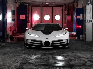 Bugatti Centodieci, cea mai scumpa masina din lume, fabricat intr-o editie limitata la 10 exemplare