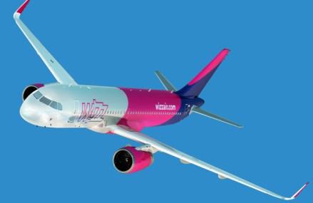 Compania aeriană Wizz Air lansează noi curse dinspre Doncaster Sheffield spre Suceava şi alte şase oraşe