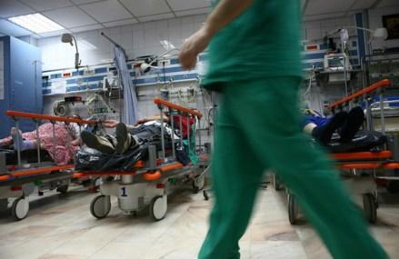 Demisii la Spitalul Mioveni, suport COVID-19. Manager: Să ieşi la luptă cu mâinile goale e greu