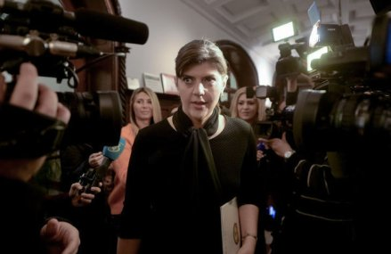 Reacţia lui Kovesi după ce a fost numită procuror european: Este o reuşită a tuturor românilor care au susţinut lupta anticorupţie