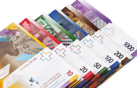 Banca Naţională a Elveţiei menţine ratele negative ale dobânzii de referinţă