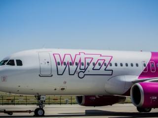 Wizz Air adauga o aeronava noua bazei din Bucuresti. Ruta nou din Bucuresti spre Lyon