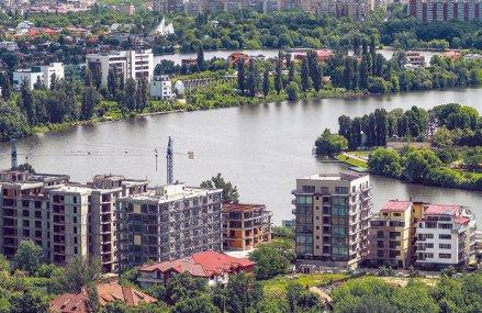 O firmă deţinută de Impact Developer&Contractor a luat 20,7 mil.euro de la Unicredit Bank pentru finanţarea proiectului rezidenţial Luxuria Domenii Residence