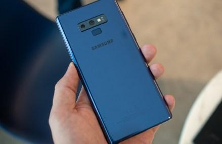 Samsung a început testările ale lui Android 10 pe Samsung Note 9
