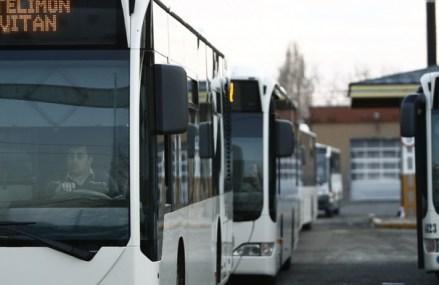 Gabriela Firea, primarul general al Bucureştiului: Autobuzele STB trebuie să circule pe liniile de tramvai. Codul Rutier trebuie modificat