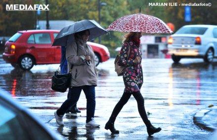 Cum va fi vremea în Capitală: Temperaturi de 34 de grade în timpul zilei, iar seara ploi torenţiale