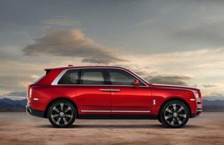 Michael Schmidt a livrat cel de-al doilea Rolls-Royce Cullinan în România luna trecută. Maşina trece de 300.000 de euro