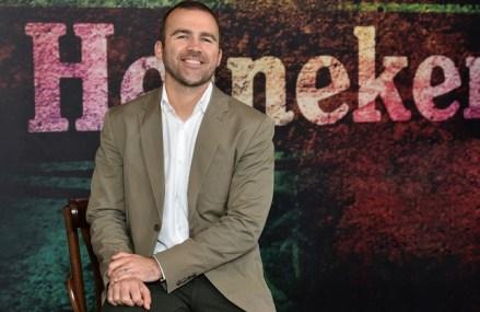 Dan Robinson, şeful Heineken, a fost numit preşedinte al Asociaţiei Berarii României
