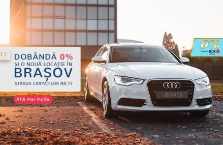 (P) Compania germană Elite Cars Leasing deschide o nouă locaţie, în Braşov