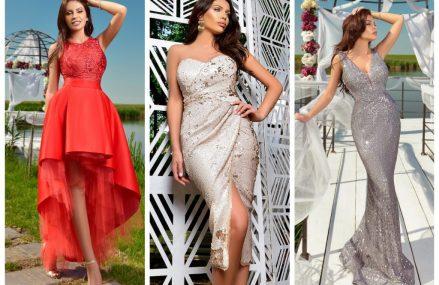 Cele mai frumoase rochii de ocazie