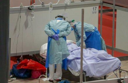 Două decese noi raportate în România, în urma infectării cu COVID-19