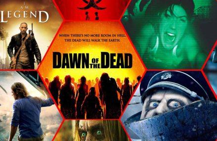 Lista cu 15 Cele Mai Bune Filme si Seriale cu Zombi