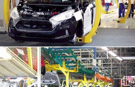 60.000 de angajaţi din industria auto locală au rămas în şomaj tehnic, din lipsă de comenzi: Producţia mai scăzută a constructorilor auto, atât de pe piaţa locală, cât şi din Europa, ţine un sfert din angajaţii industriei auto româneşti în şomaj tehnic