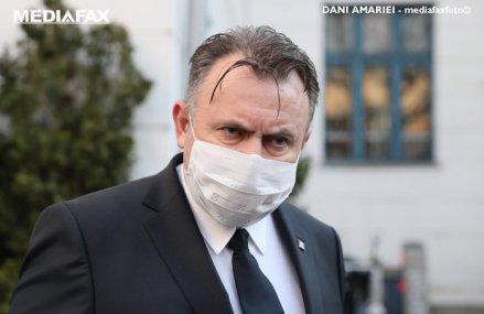 Ministrul Sănătăţii, Nelu Tătaru: În acest moment nu există pericolul întoarcerii la starea de urgenţă