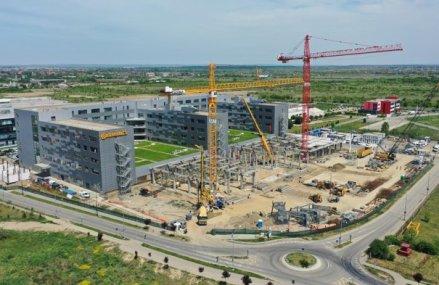 Continental, cel mai mare producător de componente auto din România, investeşte peste 33 mil. euro în extinderea centrului de cercetare şi dezvoltare din Timişoara