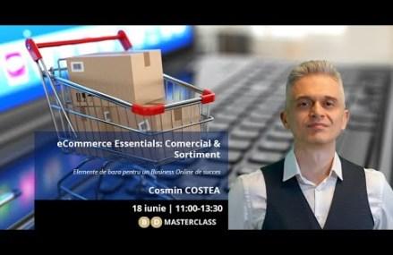 Prezentare masterclass Cosmin COSTEA