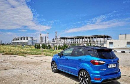 Test Auto ZF: Ford EcoSport 1,0 125 CP, Aut.6, ST Line – Cât consumă la drum lung cel mai confortabil EcoSport