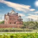 Red Fort in Delhi. UNESCO world Heritage Site, roorkee to delhi taxi service