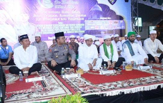 Semaraknya Sahur On The River 2018 di Kubah Basirih Banjarmasin