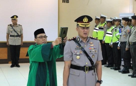 AKBP Rahmat Budi Handoko., S.I.K, Jabat Waka Polresta Banjarmasin