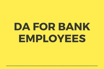 DA-for-Bank-employees
