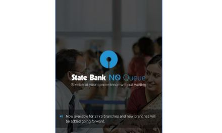 Don't Stand in Bank Queue, get token from your Mobile