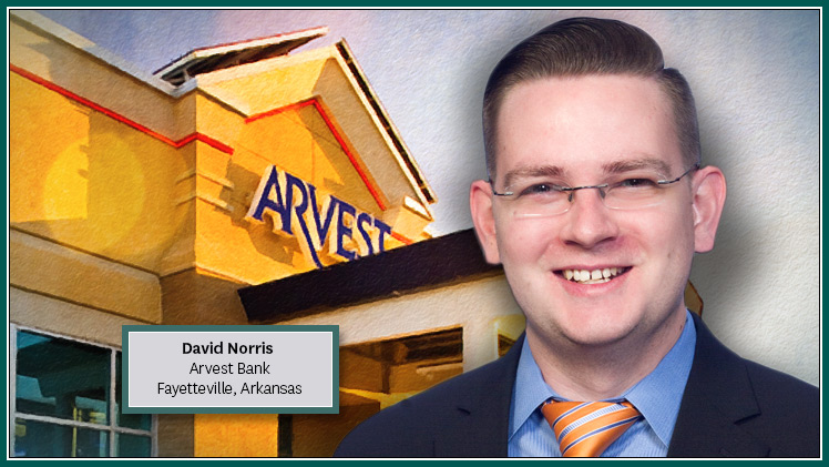 Arkansas: Arvest Bank Taps Norris to Lead Mortgage Lending in