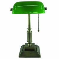 Normande Lighting AM3-624A Banker's Lamp Review