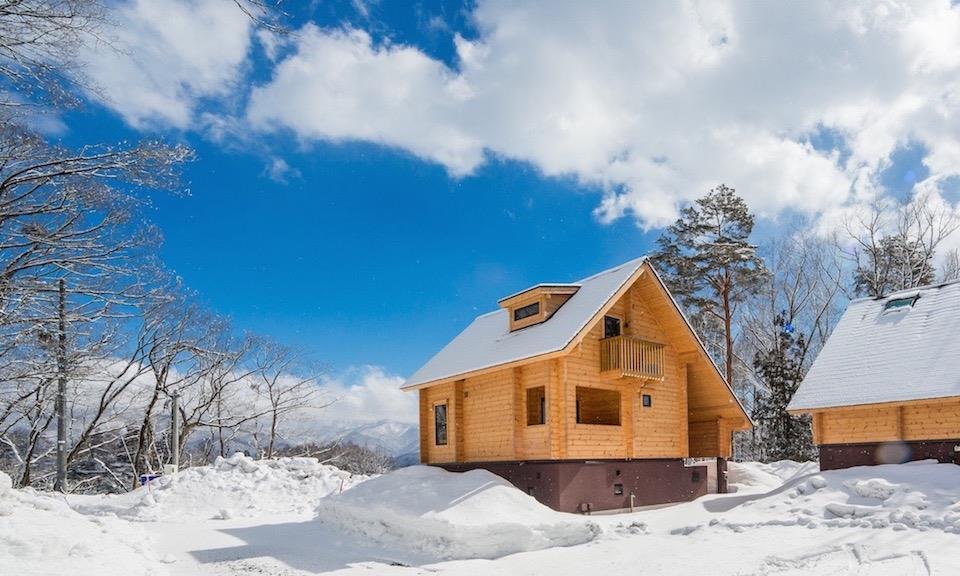 Wadano Woods Chalets Hakuba Book With Japan Ski Experience