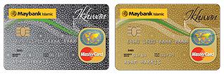 Maybank Islamic MasterCard Ikhwan Credit Card