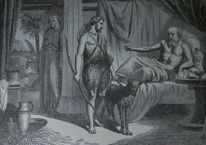 Esau sent for venison