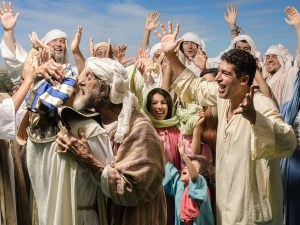 Jacob reunites with son Joseph
