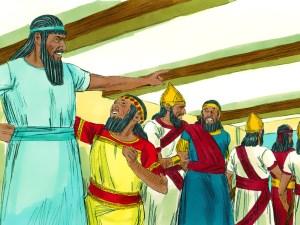 Nebuchadnezzar demands verification