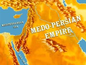 Empire under King Darius