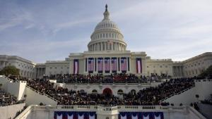 Modern day inauguration