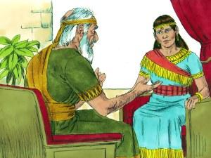 Citizen Nathan with Bathsheba