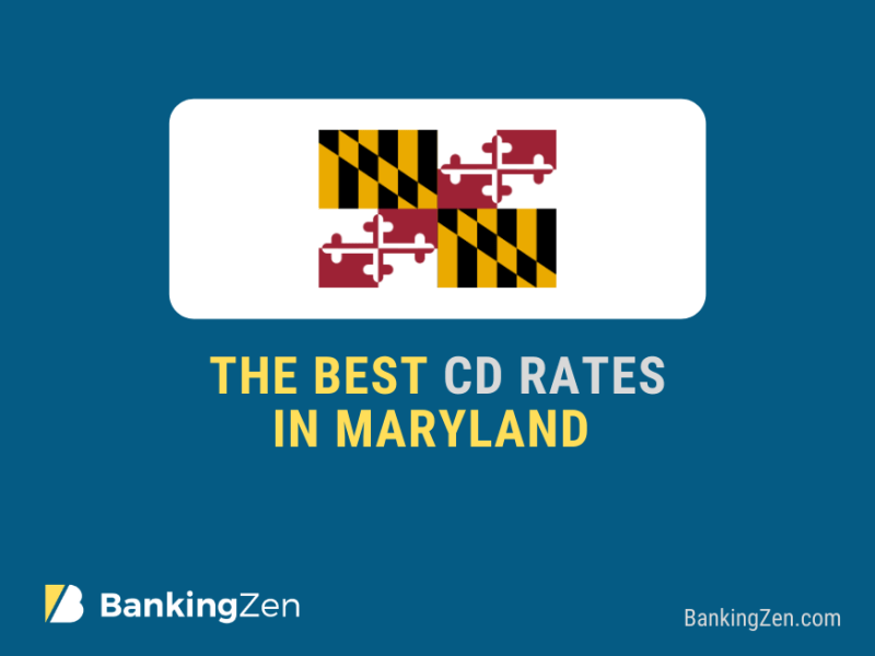 """The Best CD Rates in Maryland"""