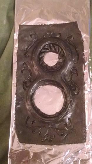Baked sculpt